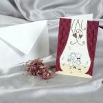 Invitație de nuntă 30008