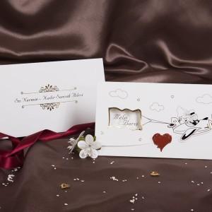 Invitație de Nuntă 30045