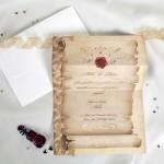 Invitație de Nuntă 30047