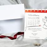 Invitație de Nuntă 30054
